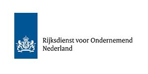 logo of Rijksdienst voor Ondernemend Nederland (RVO)