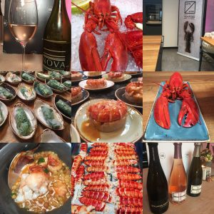 image of Tasting event Nova Scotia Seafood in Hamburg, 2018