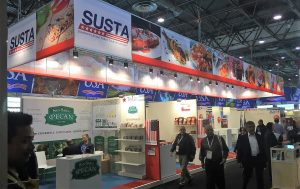 image of SUSTA Pavilion at SIAL, Paris/ France, 2018