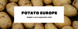plaatje bij Dutch Paviljoen at Potato Europe 2019, Belgium