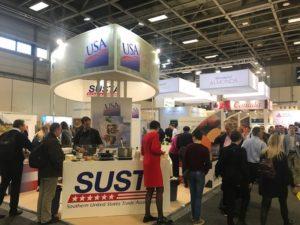 image of Large SUSTA pavilion at Fruit Logistica, 2019